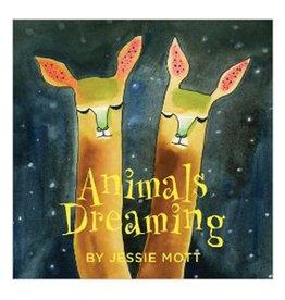 Soberscove Press Animals Dreaming by Jessie Mott