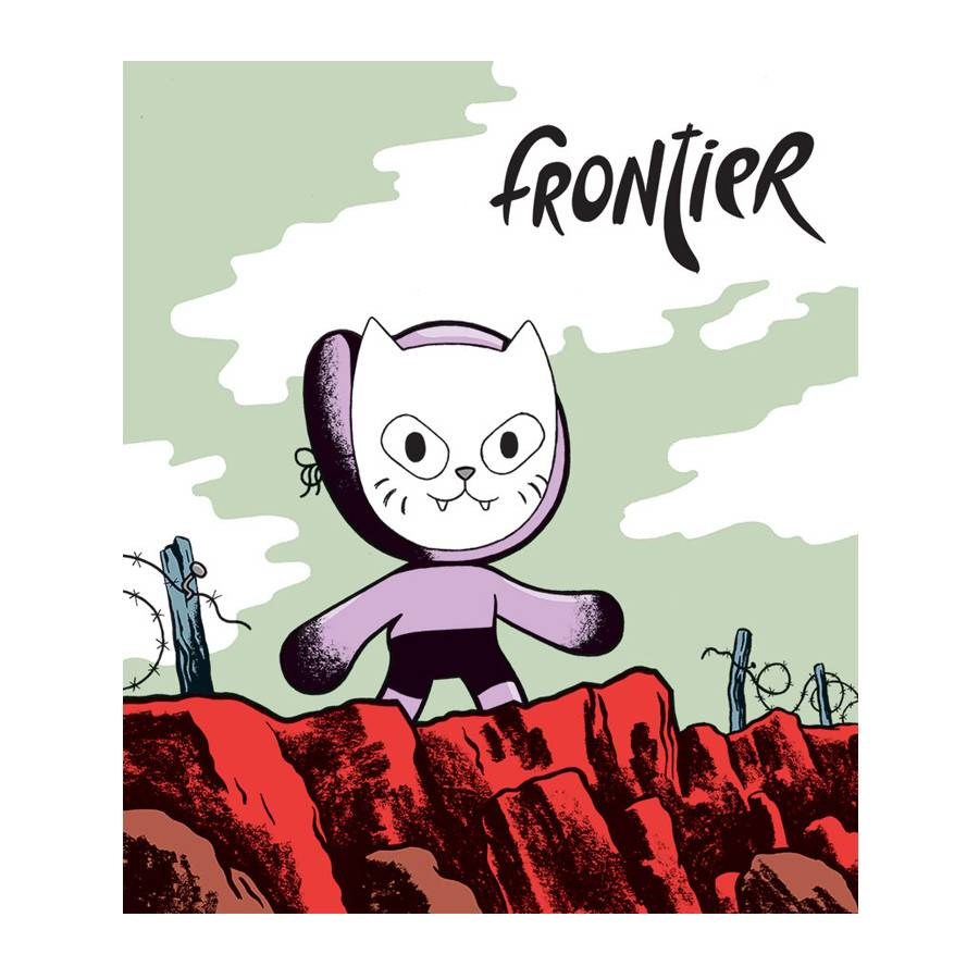 Youth in Decline Frontier #3 by Sascha Hommer