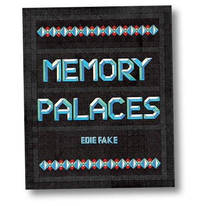 Secret Acres Memory Palaces by Edie Fake