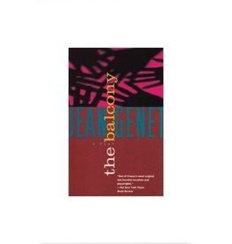 Grove Press The Balcony by Jean Genet