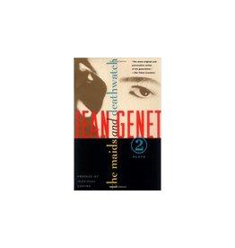 Grove Press The Maids & Deathwatch by Jean Genet