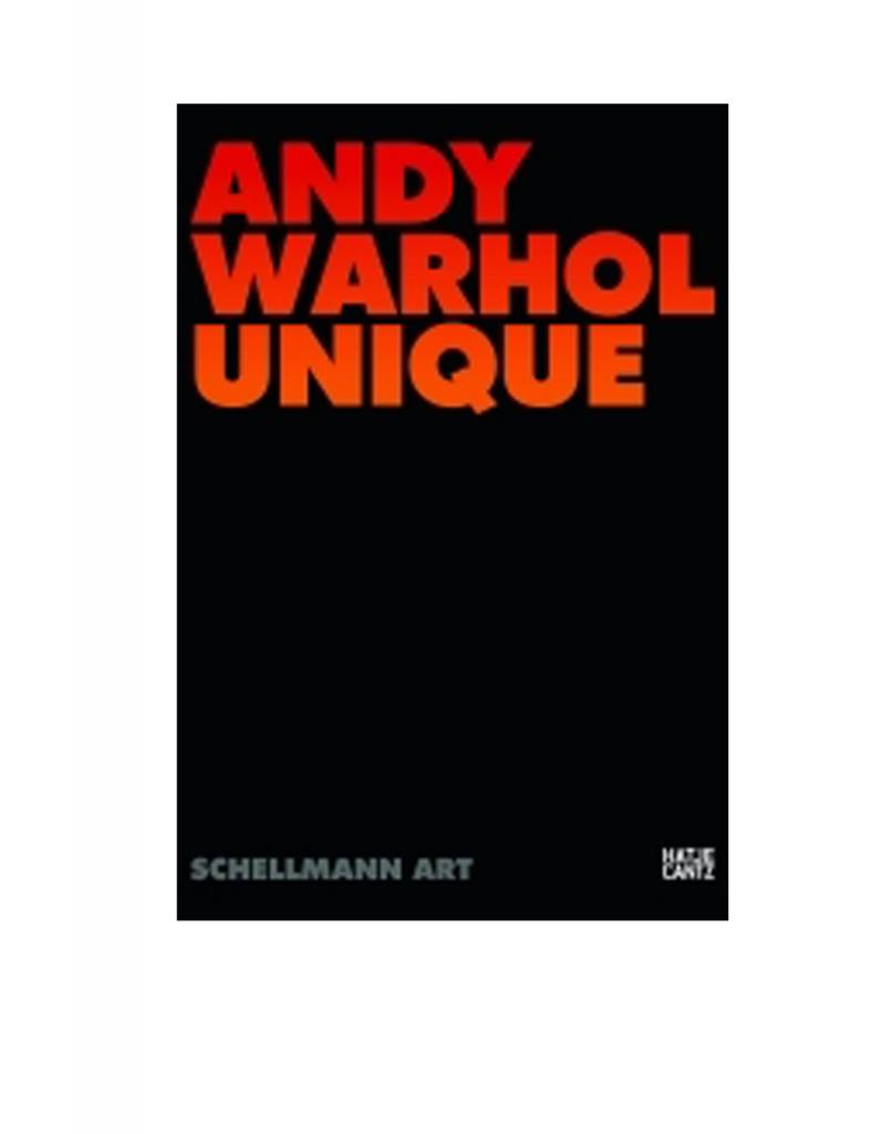 Hatje Cantz Andy Warhol: Unique