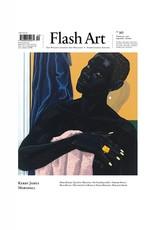 Flash Art no. 310, vol. 49 - 2016