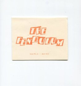 Tan & Loose The Pendulum Issue No. 21