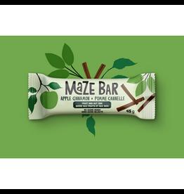 MAZE BAR Maze Bar - Apple Cinnamon 45g