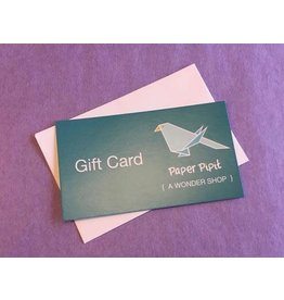 Gift Card Gift Card Options