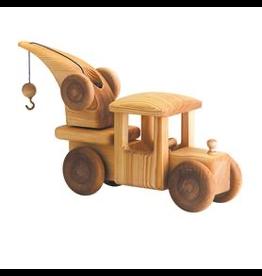 Debresk Debresk wooden toy - big crane lorry