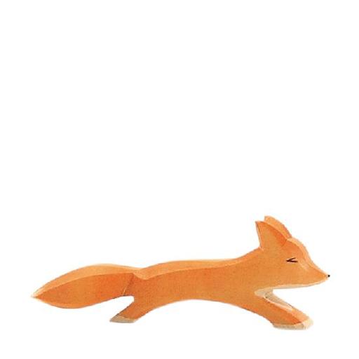 Ostheimer Fox running.