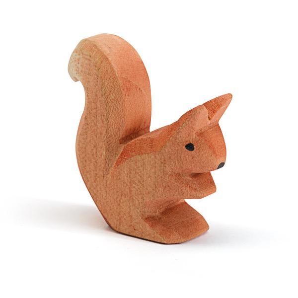 Ostheimer Squirrel sitting