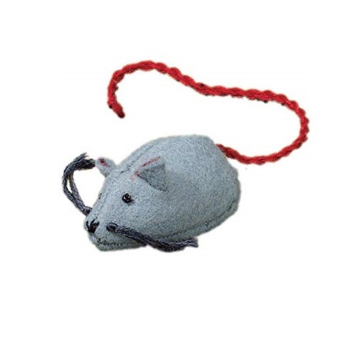 Gluckskafer Mouse, grey
