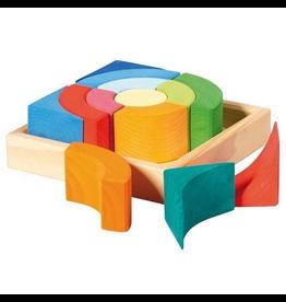 Gluckskafer Construction kit: Quadrat  circles