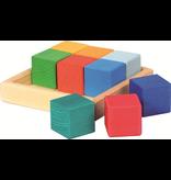 Gluckskafer Construction kit: Quadrat cubes
