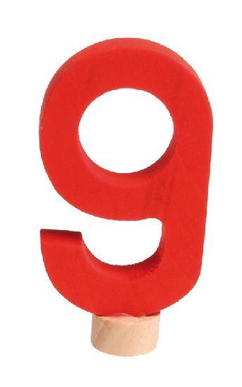 Grimm's Deco number 9 new