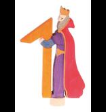 Grimm's Deco fairy figure number 1, king