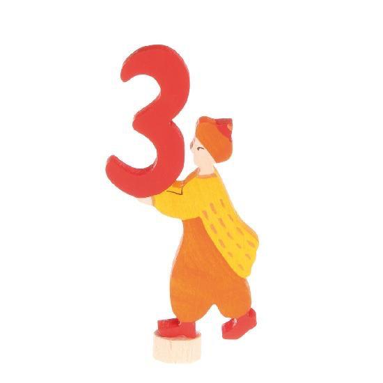 Grimm's deco fairy figure number 3, philosopher