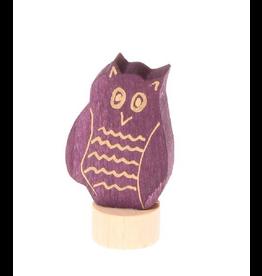 Grimm's Deco Owl small, Small