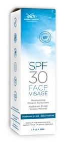 Green Cricket Green Cricket Sunscreen SPF30 Face 80ml
