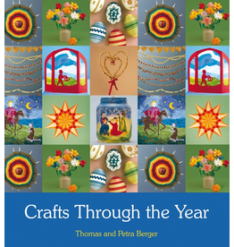 Floris Books Crafts Through The Year: 2nd Edition