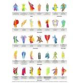 Verlag am Goetheanum Eurythmy Figures Poster