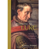 Steiner Books According To Luke: The Gospel Of Compassion And Love Revealed (CW 114)