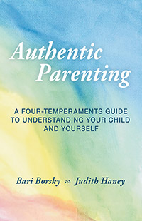 Steiner Books Authentic Parenting: A Four-Temperaments Guide To Your Child And Yourself