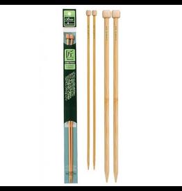 Clover CLOVER Takumi Bamboo Single Point 33cm (13in) Knitting Needles