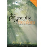 Rudolf Steiner Press The Philosophy Of Freedom: The Basis For A Modern World Conception (CW 4)