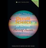 Rudolf Steiner Press Occult Science: An Outline (CW 13)