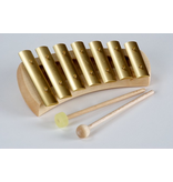 Auris Auris glockenspiel pentatonic 7 tone d-e /KPH