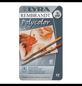 Lyra Lyra Polycolor pencil 12 assorted