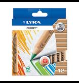 Lyra Lyra Ferby short - 12 assorted