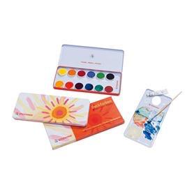 Stockmar Stockmar Paint, Opaque Colour Box - 12 Colours