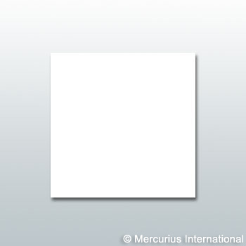 Mercurius Folding paper heavy white - 16x16cm 250 sh