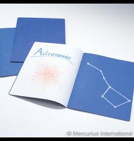 Mercurius Composition book astronomy