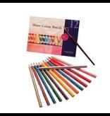 Mercurius AMS water colour pencil - assortment 12 colours