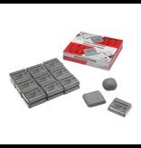 Mercurius Art Eraser - Grey with clear case - pc