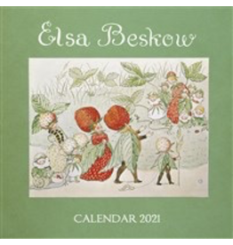 Floris Books Elsa Beskow Calendar 2021