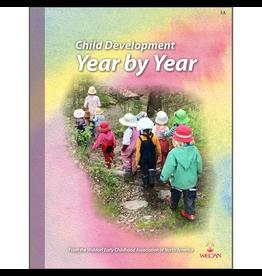 WECAN Press Child Development - Year by Year brochure