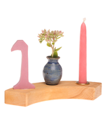 Grimm's Brass Candle Holder pc