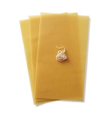 Mercurius Beeswax sheets candlemaking - set 3 pcs
