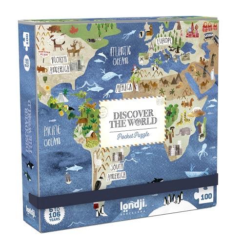 Londji Pocket Puzzle