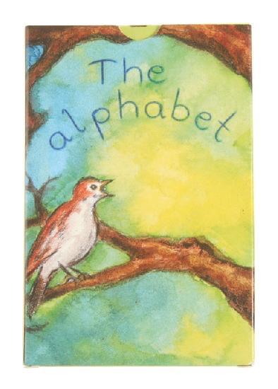 Grimm's Letter Cards (48 pcs. English)
