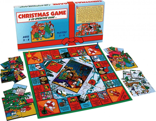 Family Pastimes Christmas Game