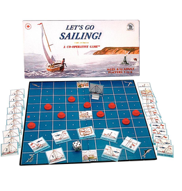Family Pastimes Let's Go Sailing