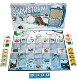 Family Pastimes Snowstorm