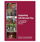 WECAN Press Supporting Self-directed Play:  in Steiner/Waldorf Early Childhood Education
