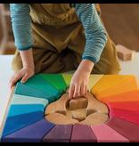 Grimm's Building Set - Rainbow Lion 27 pcs