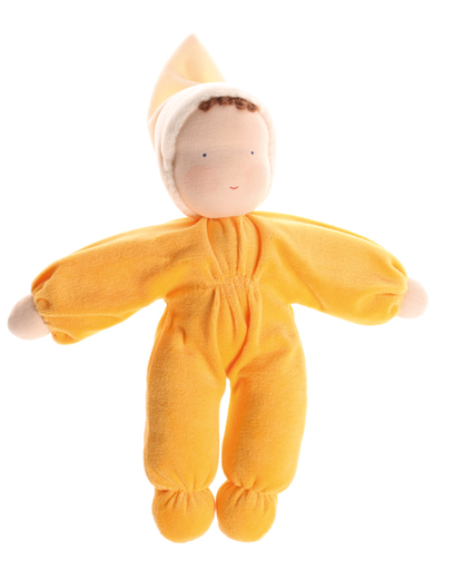 Grimm's Soft Doll, Yellow
