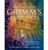 Floris Books An Illustrated Treasury Of Grimm's Fairy Tales: Cinderella Sleeping Beauty Hansel And Gretel And Many More Classic Stories