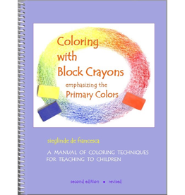 Teach Wonderment Coloring with Block Crayons